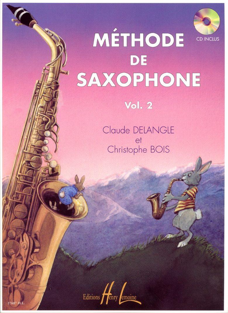 MethodedeSaxophoneVol.2. Bois/Delangle