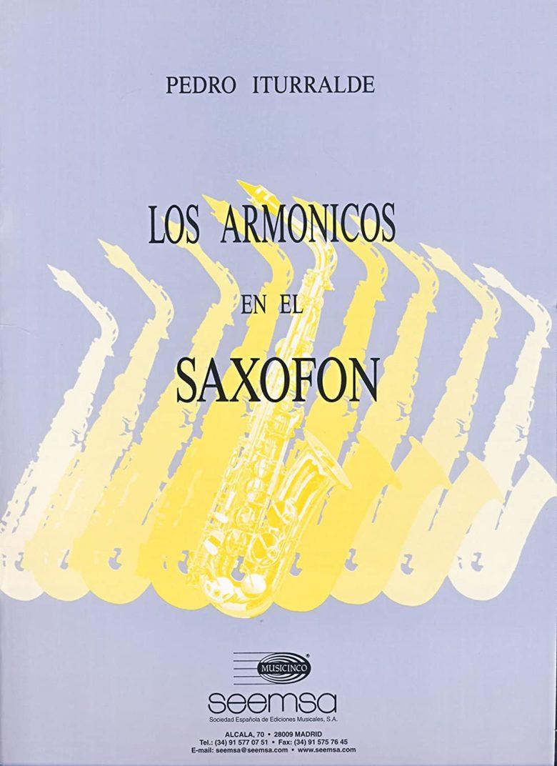 LosArmonicosenelSaxofon. Pedro Iturralde