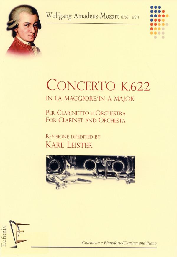 KonzertinA-DurKV622. WolfgangAmadeusMozart