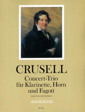 Concert-Trio(1814) BernhardHendrikCrusell