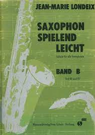 SaxophonspielendleichtBand2.Jean-Marie Londeix