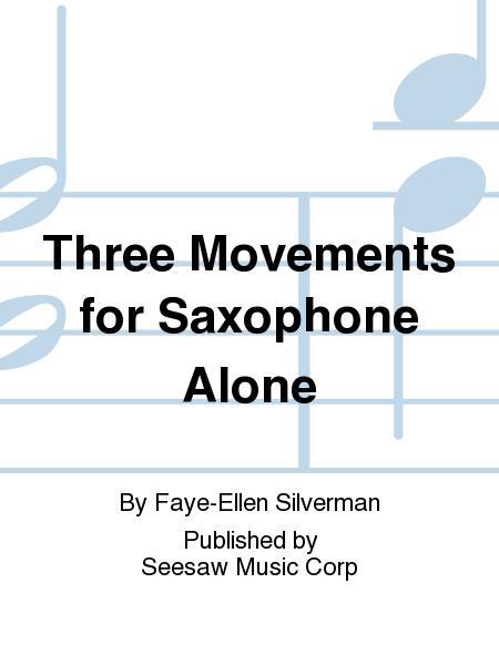 ThreeMovements(1971) Faye-Ellen Silverman
