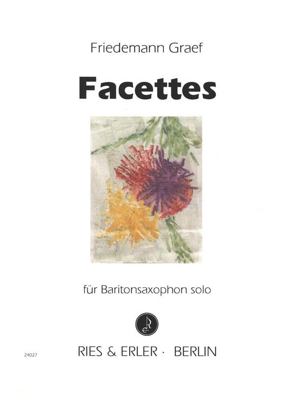 Facettes(1992) Friedemann Graef