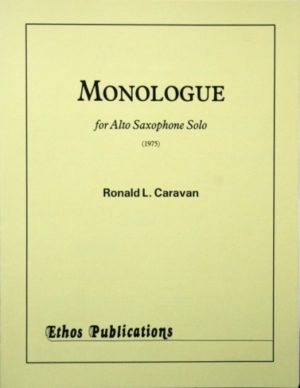 Monologue(1975) RonaldL. Caravan