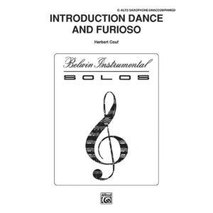 Introduction,DanceandFurioso(1959) Herbert Couf