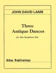 3AntiqueDances(1961) JohnDavid Lamb