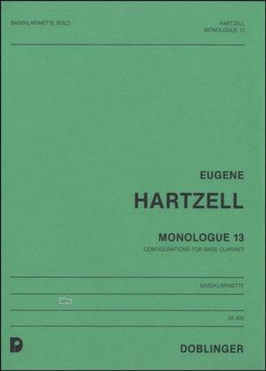 Monologue13. Eugene Hartzell