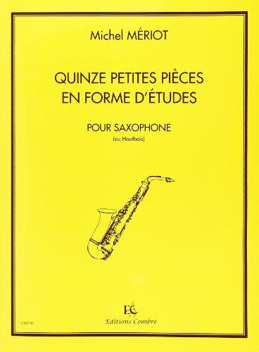 15PetitesPiecesenFormed'Etudes(1981) Michel Meriot