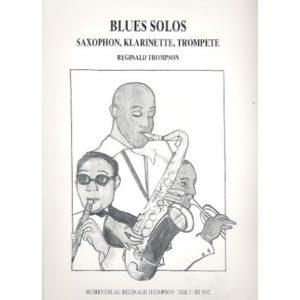 BluesSolos. Reginald Thompson
