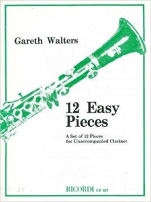 12EasyPieces. Gareth Walters