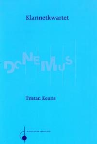 Klarinetkwartet(1983) Tristan Keuris