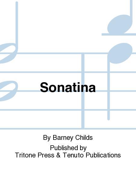 Sonatina(1958) Barney Childs