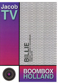 Billie(2003)para saxofón alto y boom box o saxofón alto y piano. Jacobter Veldhuis