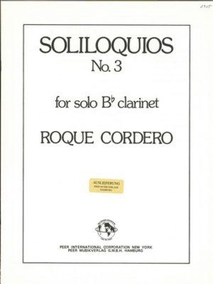 SoliloquiosNo.3 Roque Cordero